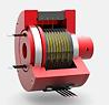 SR008 Series Slip Ring -- 30050-0818-000 - Image