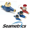 SeaMetrics Cold Water Meters MJ Series: Bronze Body (Not Compliant with CA or VT codes for potable water)