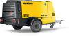 405 cfm Tier 4 Portable Mobilair? Compressor