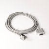 SLC 5/03 Programmer RS-232 Cable -- 1747-CP3 - Image