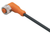 Connecting cable with socket -- EVC531 -Image