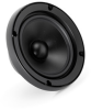 5.25 inch (130 mm) Component Woofer, with Grille -- C5-525cw