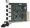 NI PXI-8430/4, 4 Port, RS232 Serial Interface -- 778983-01