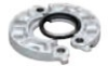 Flange Fitting -- 741-6IN-E-GLV