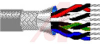 Cable, Multipair; 22 AWG; 7x30; Foil Braid Shield; PVC Ins.; 6 PAIRS -- 70005581 -- View Larger Image