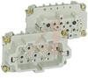 INSERT; 600 V (UL, CSA), 630 V (VDE); 16 A; PLUG; MALE; 3; SILVER; EPIC -- 70124306