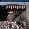 Metal Turnings Shredder