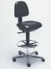Cleanroom ESD Chair -- 1012-12