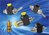 3-Way Stem Cartridge Valve, 1/4