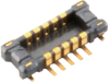 Rectangular Connectors - Arrays, Edge Type, Mezzanine (Board to Board) -- 255-6437-1-ND -Image