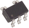 Temperature Sensors - Thermostats - Solid State -- MAX6504UKP005+-ND