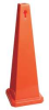 Warning System Floor Cone,35 In. -- 14Z368