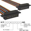 D-Sub Cables -- H7MMH-2506M-ND -Image