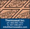 Compressed Inorganic Fiber Sheet -- KLINGERSIL® C-4433