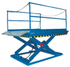 T2 Series Recessed Dock Lifts -- T2-50810