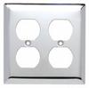 Standard Wall Plate -- SB82-CH - Image