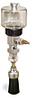 "(Formerly B1745-3X10), Manual Chain Lubricator, 5 oz Polycarbonate Reservoir, 1"" Round Brush Nylon -- B1745-005B1NR3W -- View Larger Image"