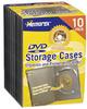 Memorex 10 Pack DVD Storage Cases -- 32021980