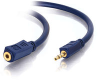 12ft Velocity? 3.5mm M/F Stereo Audio Extension Cable -- 2218-40609-012