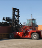 Loaded ISO Container Handler, 90,000 lbs Capacity by Taylor Machine Works -- THDC-974