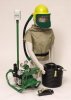 88VX Respirator Systems with Free Air Pump - Respirator system w/ free-air pump > UOM - Each -- 88VXSYS