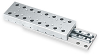 Aluminum/Stainless Steel Crossed Roller Slide Tables (Inch Series) -- NBTA-3109SS