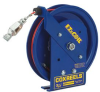EZ-COIL® SAFETY SERIES STATIC DISCHARGE CABLE REELS -- HEZ-SD-100