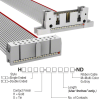 Rectangular Cable Assemblies -- H3CWH-2036G-ND -Image