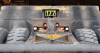 Large Vehicle Identification Lights - Rectangular -- LUN24X16 -Image