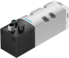 Pneumatics, Hydraulics - Valves and Control -- 2171-VSVA-B-M52-MD-D1-1R5L-ND -Image