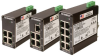 Unmanaged Industrial Ethernet Switches -- OM-ESW-104 - Image