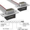 D-Sub Cables -- H7PPH-0910G-ND -Image