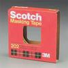 Crepe Masking Tape,12mmx55m,PK72 -- 2DEK3 - Image