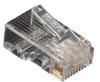 CAT5e Modular Plug, RJ-45, 100-Pack -- FMTP5E-100PAK