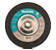 Grinding Wheels, Hubbed General Purpose Metal Wheels -- 741416-B