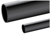 Non Shrinkable Tubing Black PVC -- 78119795639-1
