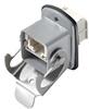 Passive Industrial Ethernet IP67 Plug-In Connector V5 Rockstar® Sets - RJ45 -- IE-BS-V05M-RJ45-C - Image