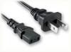 NEMA 1-15P to IEC-60320-C17 HOME • Power Cords • North American Power Cords • 2 Conductor Power Cords -- 2102.059 -Image