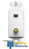 ICC CATV, 6P6C, Decorex Insert -- IC630DVF