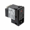 Power Entry Connectors - Inlets, Outlets, Modules -- 3-6609106-8-ND -Image