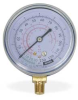 Compound Gauge,2 1/2 In,Vac to 250Psi -- 4CFD3