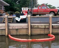 Waterway Barriers and Booms