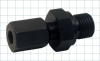 Compression Type Hydraulic Fittings -- Port Fittings