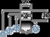 Silverthin Bearing SA Series - Type X -- View Larger Image
