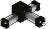 Single Rack Pick & Place Actuator -- PA3