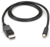 15-ft. Mini DisplayPort Male to DisplayPort Male Cable -- ENVMDPDP-0015-MM - Image