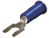 Solderless Snap Spade Insulated Terminal -- 8266 - Image