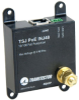 Data Surge Protector SPD TSJ Indoor 10/100 Base-T Ethernet/PoE+ Shielded RJ45 SASD, MOV, GDT -- 1101-1073 -Image
