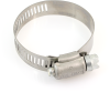 Ideal Tridon 57240 Standard Steel Hose Clamp, Size #24, Range 1 1/16 to 2 -- 28024 -Image