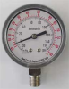 Compound Gauge,Ammonia,2 1/2 In,150 Psi -- 4CFW6